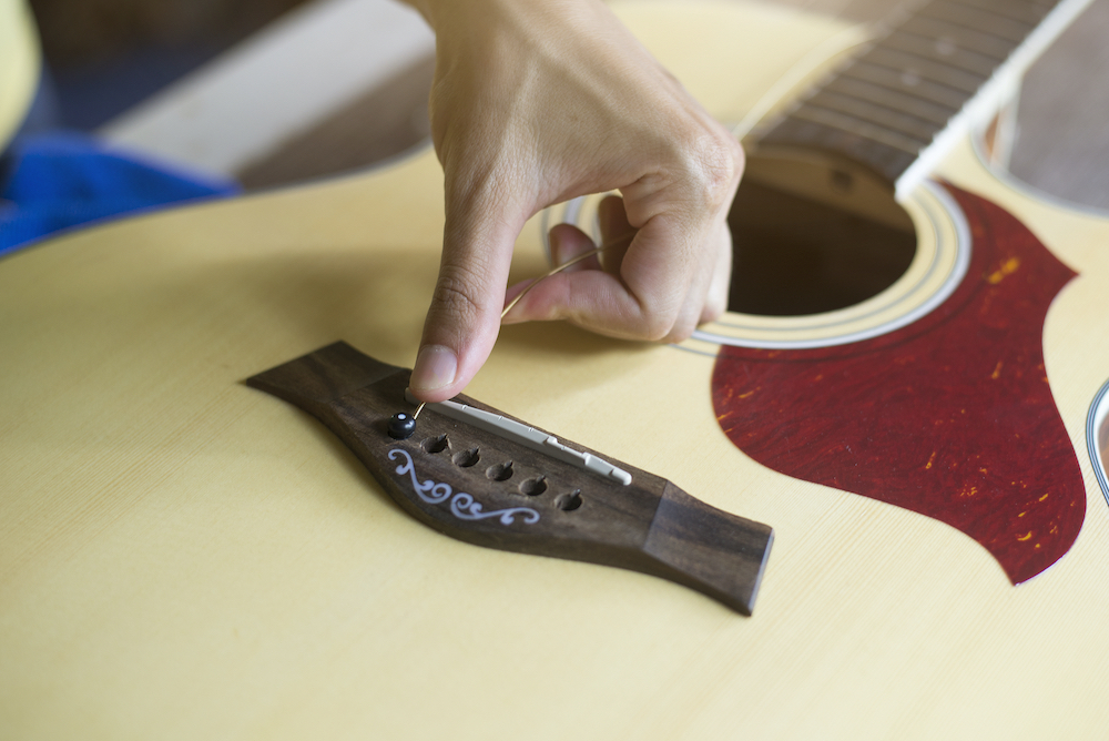How to get started on guitar