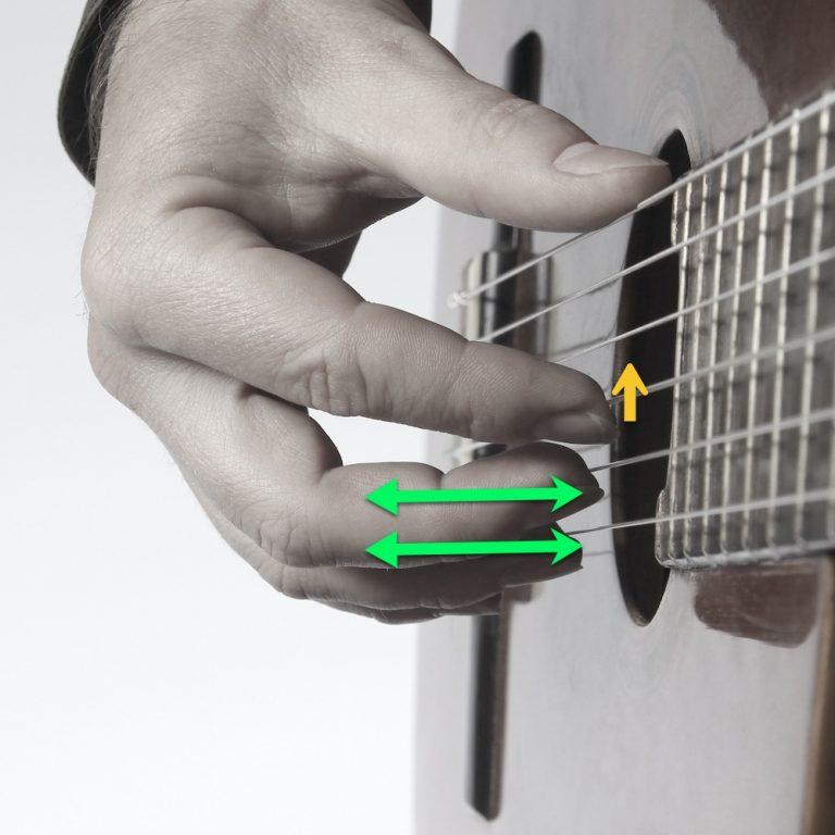 post stroke right hand fingerpicking technique   Learn Fingerpicking